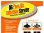 Fuel/Air induction service